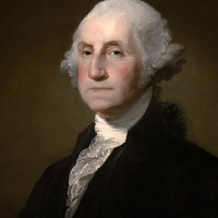 George Washington the President in the 4 congress.