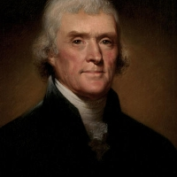 Thomas Jefferson the President in the 10 congress