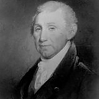 James Monroe the President in the 18 congress.