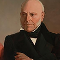 John Quincy Adams the President in the 20 congress.