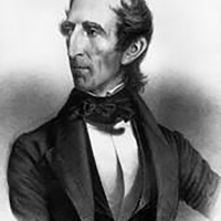 John Tyler the President in the 28 congress.