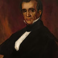 James Knox Polk the President in the 30 congress.