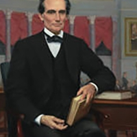 Abraham Lincoln the President in the 39 congress.