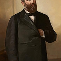 James Abram Garfield the President in the 47 congress.