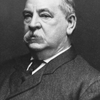 Stephen Grover Cleveland the President in the 54 congress.