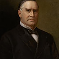 William Jr. Mckinley the President in the 57 congress.