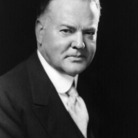 Herbert Clark Hoover the President in the 72 congress.