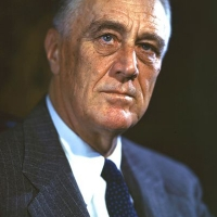 Franklin Delano Roosevelt the President in the 79 congress.