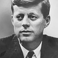 John Fitzgerald Kennedy the President in the 88 congress.