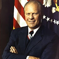 Gerald Rudolph Jr. Ford the President in the 94 congress.
